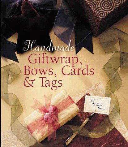 9780806957937: Handmade Giftwrap, Bows, Cards & Tags