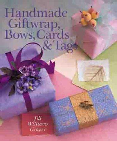 9780806958071: Handmade Giftwrap, Bows, Cards & Tags