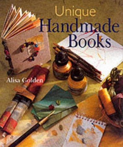 Unique Handmade Books: Golden, Alisa