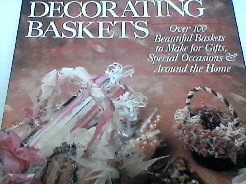 9780806958255: Decorating Baskets