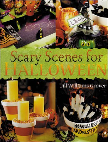 9780806958613: Scary Scenes for Halloween