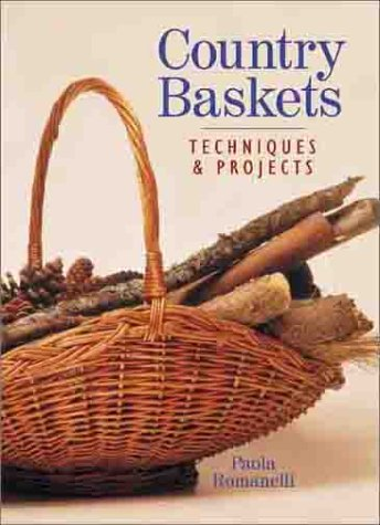 9780806958774: Country Baskets: Techniques & Projects: Techniques and Projects