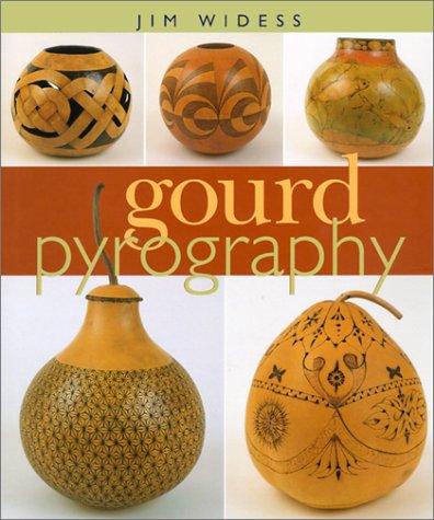 9780806958842: Gourd Pyrography