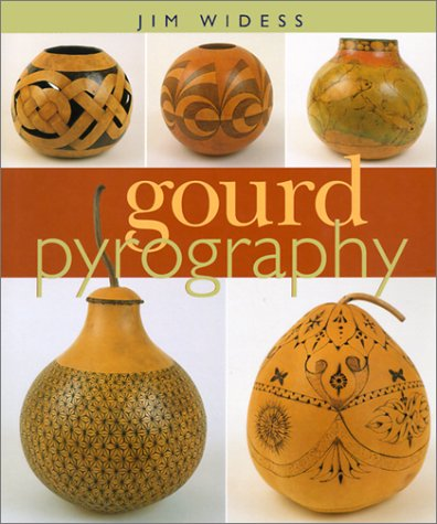 9780806958842: Gourd Pyrography