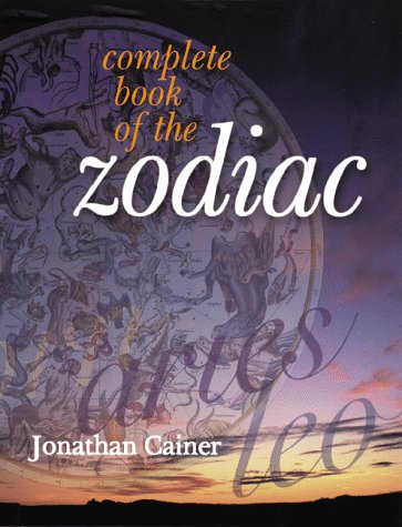 9780806959221: Complete Book of the Zodiac
