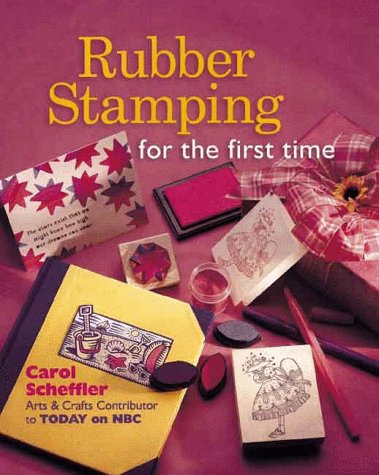 9780806959450: Rubber Stamping for the first time®
