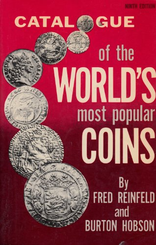 Catalogue of the world's most popular coins (0806960647) by Reinfeld, Fred