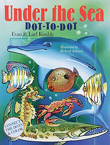 9780806961521: Under the Sea Dot-to-Dot