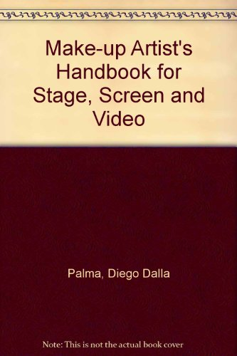 9780806962429: Make-Up Artist's Handbook for Stage, Screen and Video