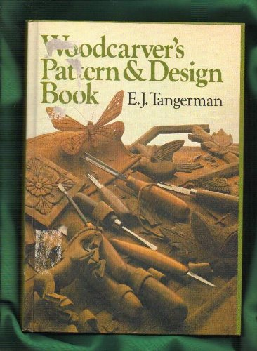 9780806962986: Woodcarver's Pattern and Design Book