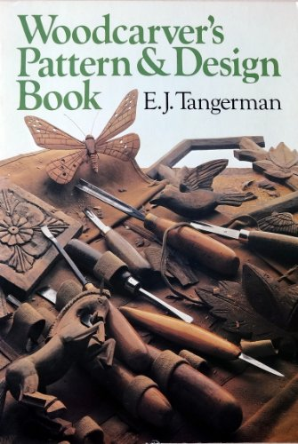 9780806963006: Woodcarver's Pattern and Design Book