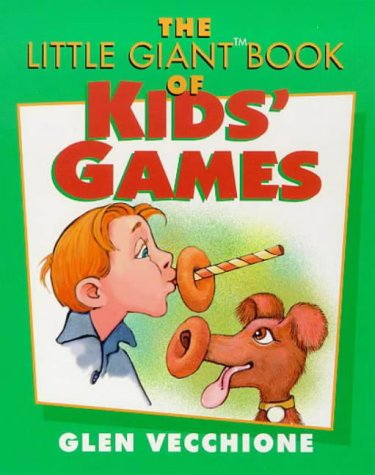 9780806963419: The Little Giant Book of Kids' Games