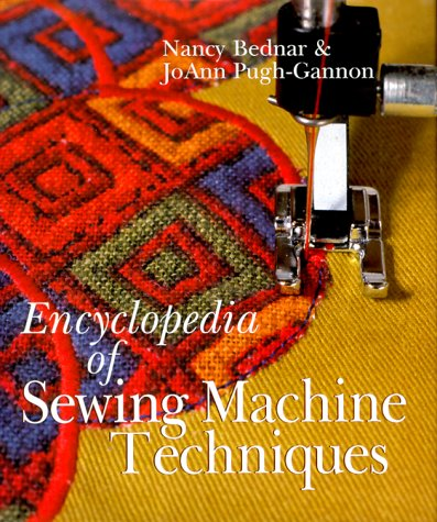 9780806963938: Encyclopedia of Sewing Machine Techniques