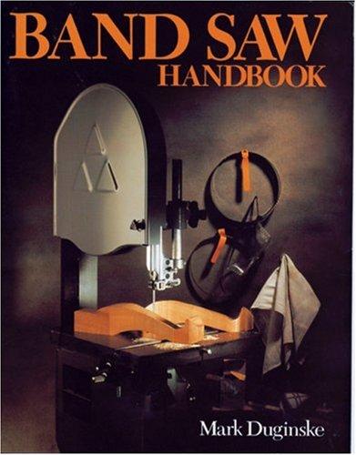 9780806963983: Band Saw Handbook