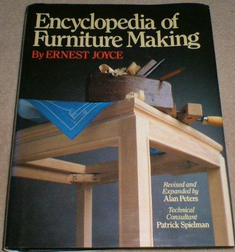 Encyclopedia of Furniture Making: Alan Joyce Peters