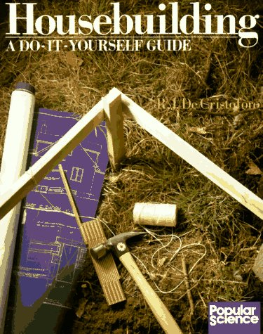 9780806965123: Housebuilding: A Do-It-Yourself Guide
