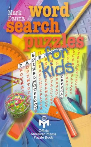 9780806965574: Word Search Puzzles for Kids