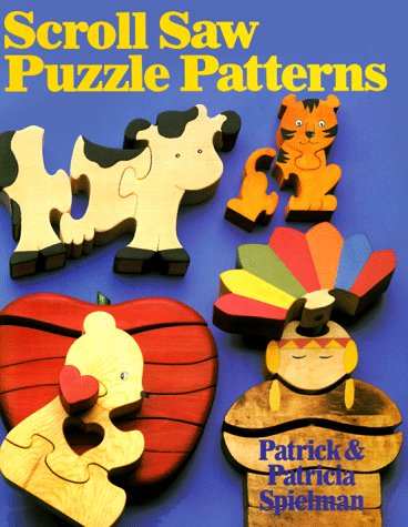 9780806965864: Scroll Saw Puzzle Patterns