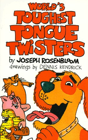 9780806965963: World's Toughest Tongue Twisters