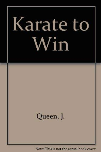 9780806966878: Karate to Win