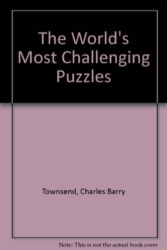 9780806967301: The World's Most Challenging Puzzles
