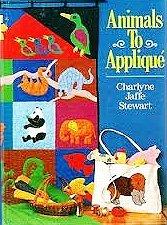 9780806967608: Animals to Applique