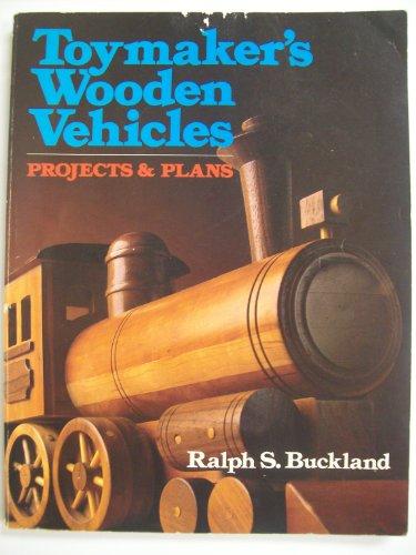 9780806967684: Toymaker's Wooden Vehicles