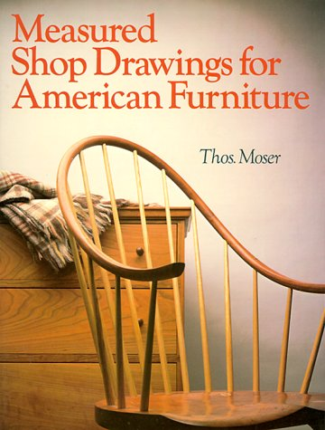9780806967929: Measured Shop Drawings for American Furniture