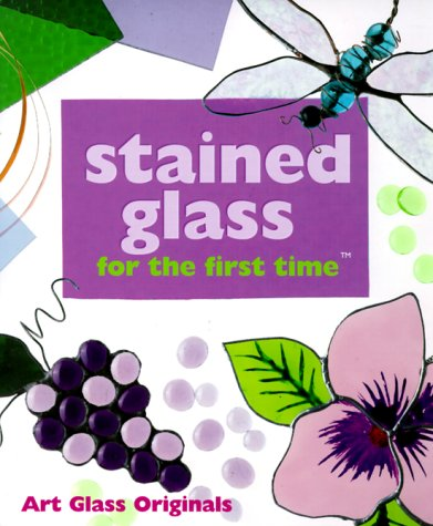 9780806968292: Stained Glass for the first time®