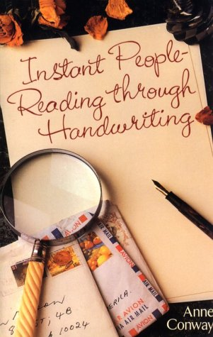 Instant People-Reading Through Handwriting: Anne Conway