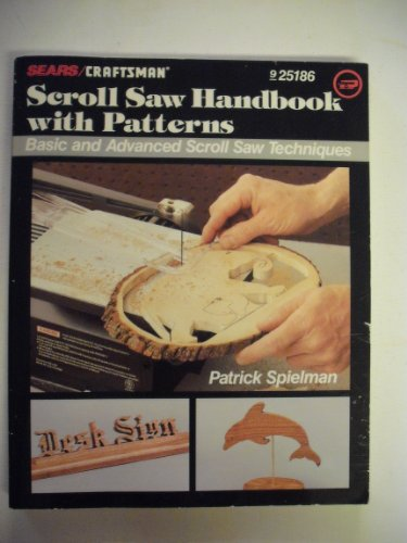 9780806968728: Scroll saw handbook with patterns