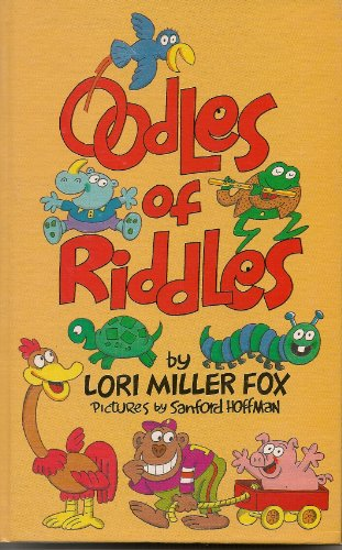 9780806968803: Oodles of Riddles