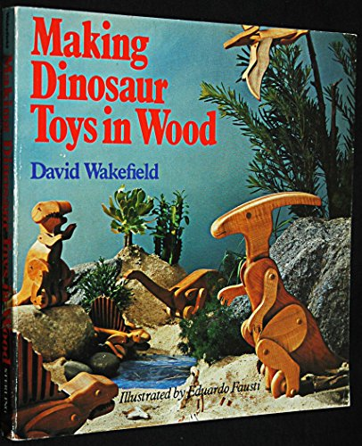 Making Dinosaur Toys in Wood