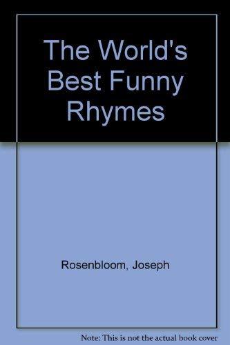 9780806969688: The World's Best Funny Rhymes