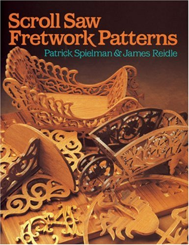9780806969985: Scroll Saw Fretwork Patterns
