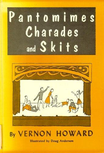 9780806970042: Pantomimes, Charades and Skits