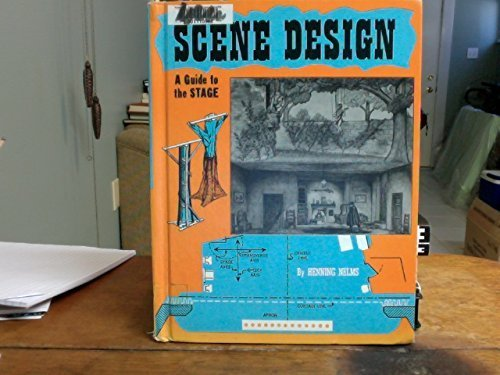 9780806970141: Scene design;: A guide to the stage
