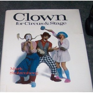 9780806970356: Clown for circus & stage