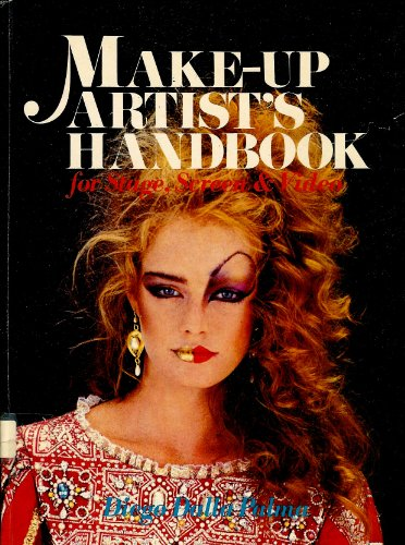 9780806970509: Make-up Artist's Handbook for Stage, Screen and Video