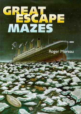 9780806970981: Great Escape Mazes