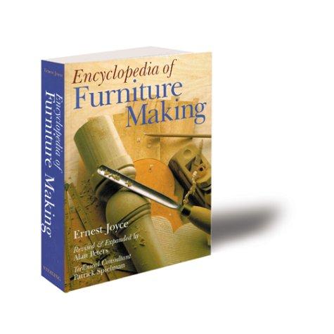9780806971421: Encyclopedia of Furniture Making