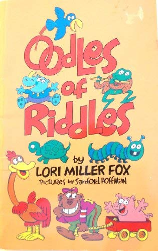 9780806972022: Oodles of Riddles