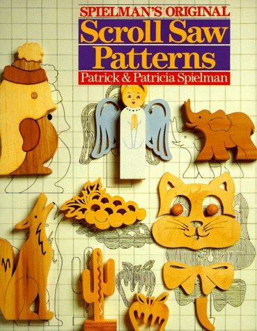 9780806972145: Spielman's Original Scroll Saw Patterns