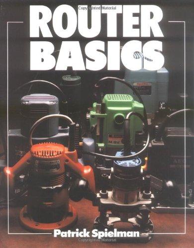 9780806972220: Router Basics (Basics Series)