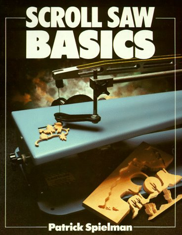 9780806972244: Scroll Saw Basics