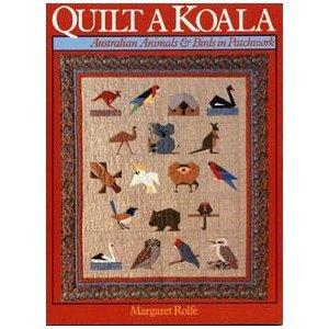 9780806972640: Quilt a Koala: Australian Animals and Birds in Patchwork
