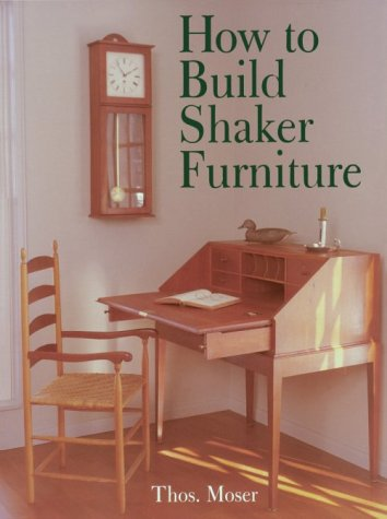 9780806972671: How to Build Shaker Furniture