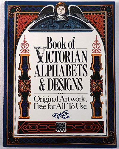 9780806973401: Book of Victorian Alphabets and Designs