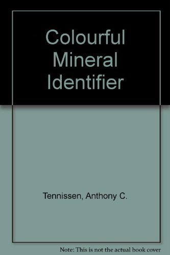 9780806975160: Colourful Mineral Identifier
