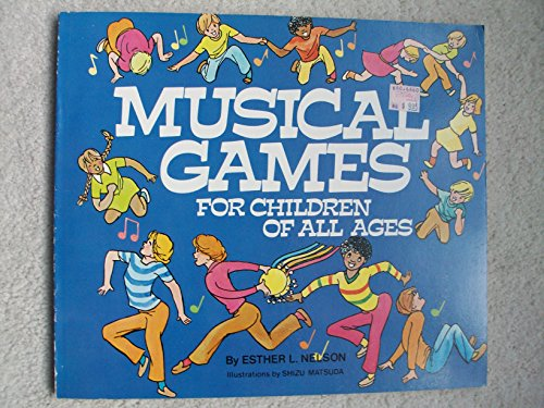 9780806975207: Musical Games for Children of All Ages
